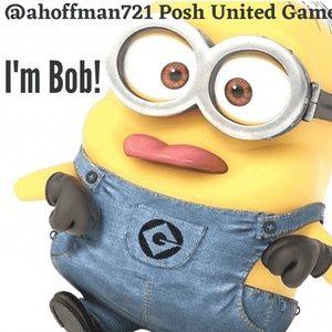I'm Bob today 5/6